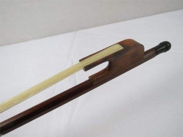 BAROQUE VIOLIN BOW, 4/4 FULL SIZE, BRAZILWOOD, GREAT BALANCE, SELLER!